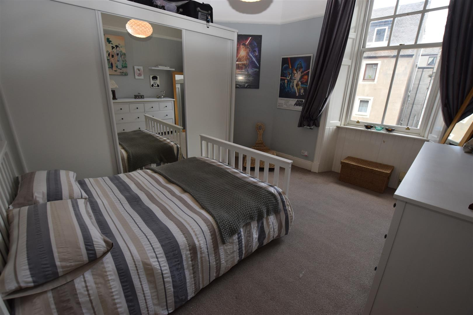 Canal Crescent, Perth, Perthshire, PH2 8HT, UK
